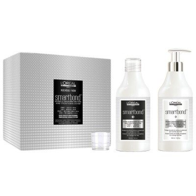 SMARTBOND TECHNICAL KIT:ADDITIVO PROTETTIVO 50ML +CONDITIONER 500ML