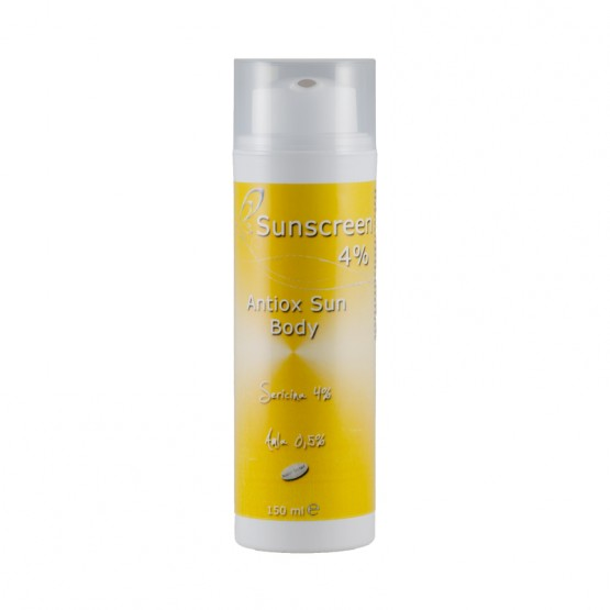 ANTIOX SUN BODY CREAM 150ML