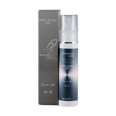 HYDROENERGY SILK CREMA 50ML