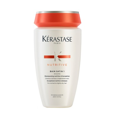 BAIN SATIN 1 IRISOME 250ML