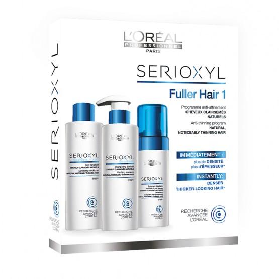 SERIOXYL FULLER HAIR CAPELLI NATURALI