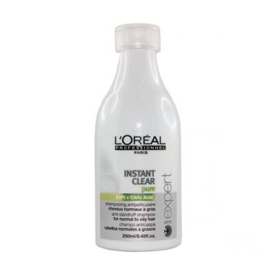 INSTANT CLEAR PURE SHAMPOO CAPELLI GRASSI 250 ML