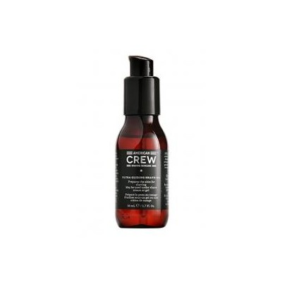 AMERICAN CREW ULTRA GLINDING SHAVE OIL 50 ML