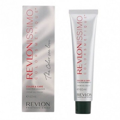 REVLONISSIMO COLORSMETIQUE 7.14 BIONDO MARRON GLACE' - 60 ML