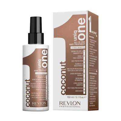 REVLON UNIQ ONE COCONUT HAIR TREATMENT 150 ML