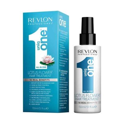 REVLON UNIQ ONE LOTUS FLOWER HAIR TREATMENT 150 ML