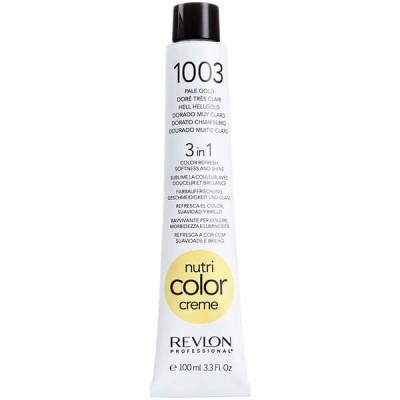 REVLON NUTRI COLOR CREME 1003 DORATO CHIARISSIMO - 100 ML