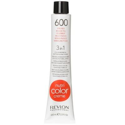 REVLON NUTRI COLOR CREME 600 ROSSO FUOCO - 100 ML