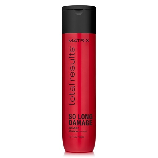 MATRIX TOTAL RESULTS SO LONG DAMAGE SHAMPOO 300 ML