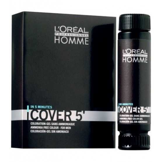 L'OREAL HOMME COVER 5 N.5 -3X50 ML