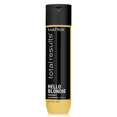 MATRIX TOTAL RESULTS HELLO BLONDIES CONDITIONER 300 ML