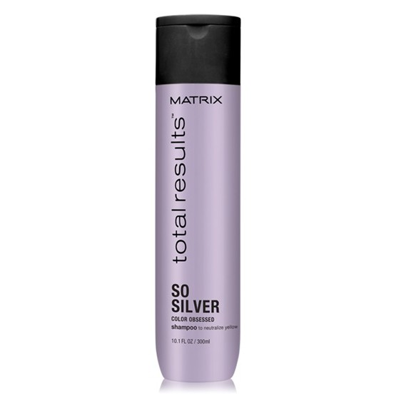 MATRIX TOTAL RESULTS SO SILVER SHAMPOO 300 ML