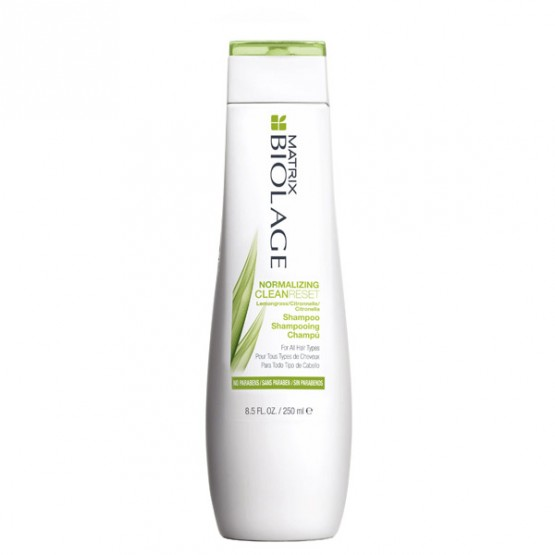 MATRIX BIOLAGE NORMALIZING CLEANRESET SHAMPOO 250 ML