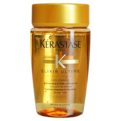 KERASTASE BAIN ELIXIR ULTIME TRAVEL SIZE 80 ML