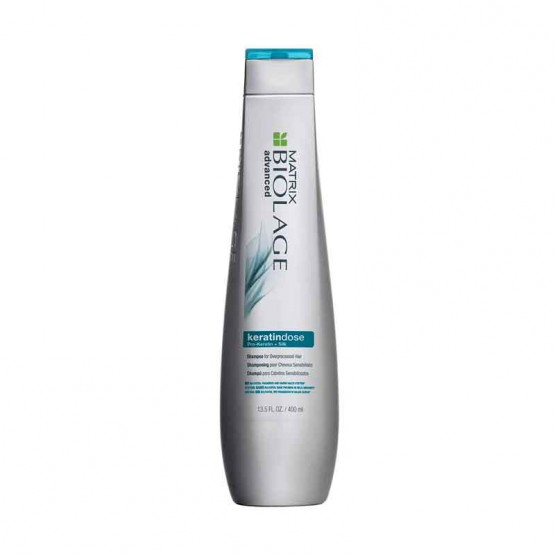 MATRIX BIOLAGE ADVANCED KERATINDOSE SHAMPOO 400 ML
