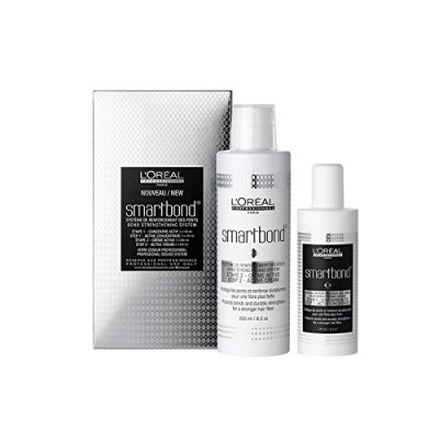 L'OREAL SMARTBOND KIT STEP 1 CONCENTRATO ATTIVO 125 ML + STEP 2 CREMA ATTIVA 250 ML
