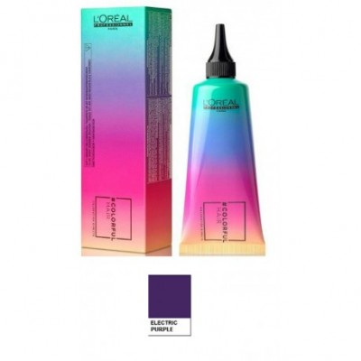 L'OREAL COLORFUL HAIR VIOLA ELETTRICO - 90 ML