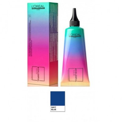 L'OREAL COLORFUL HAIR BLU NAVY - 90 ML