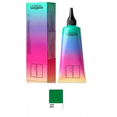 L'OREAL COLORFUL HAIR MENTA GHIACCIATA - 90 ML