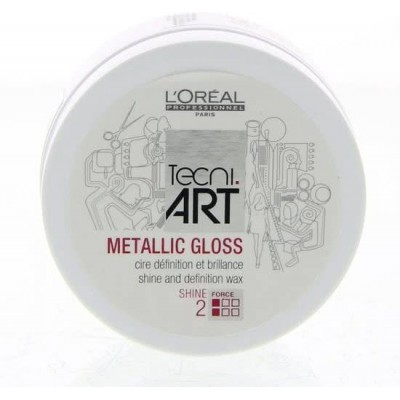 L'OREAL TECNI ART METALLIC GLOSS 50 ML