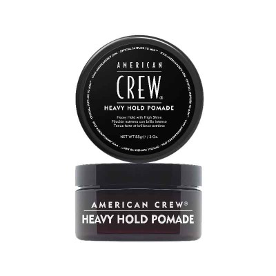 AMERICAN CREW HEAVY HOLD POMMADE 85 GR