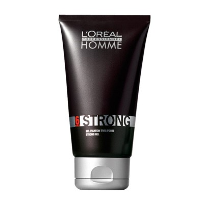 L'OREAL HOMME 6 FORCE STRONG GEL 150 ML
