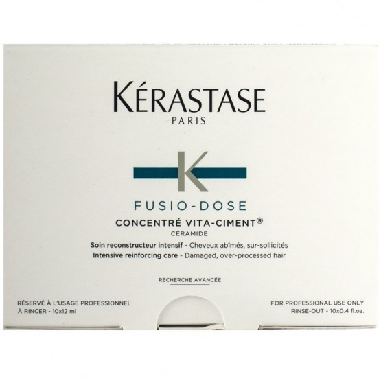 FUSIODOSE RESISTANCE CONCENTRE 10x12 ML