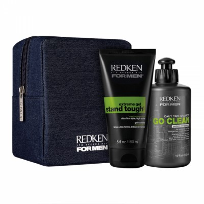 REDKEN NYC BARBER ESSENTIALS PER CAPELLI LUNGHI