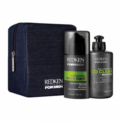 REDKEN NYC BARBER ESSENTIALS PER CAPELLI DI MEDIA LUNGHEZZA