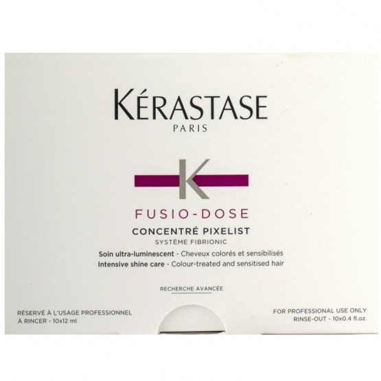KERASTASE FUSIODOSE CONCENTRE REFLECTION 10x12ML