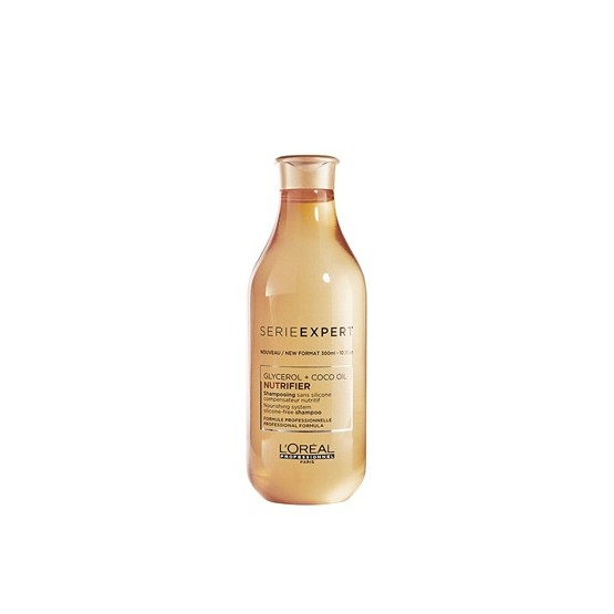 L'OREAL SERIE EXPERT NUTRIFIER SHAMPOO 300 ML