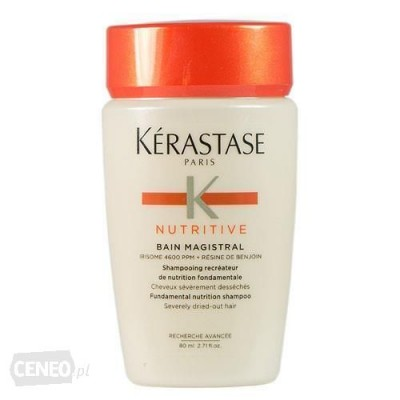 KERASTASE NUTRITIVE BAIN MAGISTRAL TRAVEL SIZE 80 ML