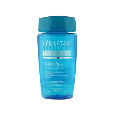 KERASTASE SPECIFIQUE BAIN VITAL DERMO-CALM TRAVEL SIZE 80 ML