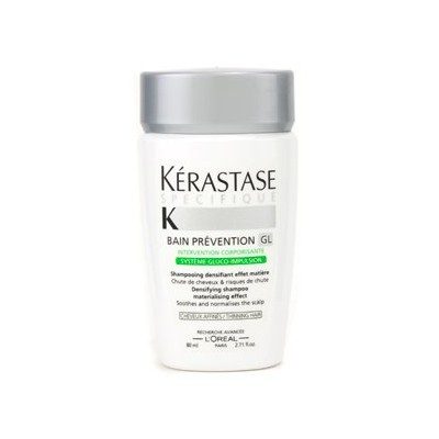 KERASTASE SPECIFIQUE BAIN PREVENTION TRAVEL SIZE 80 ML