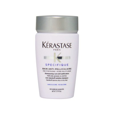 KERASTASE SPECIFIQUE BAIN ANTI-PELLICULAIRE TRAVEL SIZE 80 ML