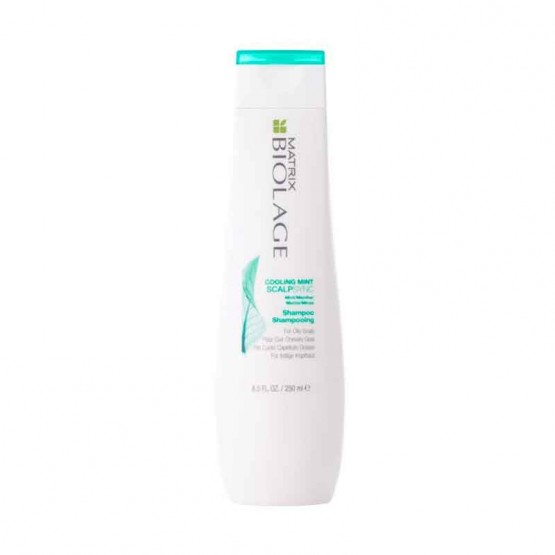 MATRIX BIOLAGE SCALPSYNC COOLING MINT SHAMPOO 250 ML