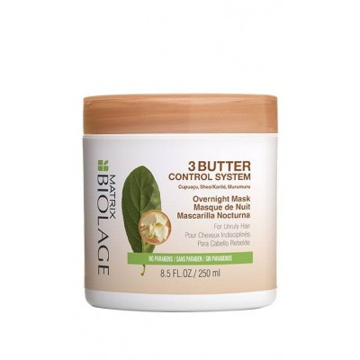 MATRIX BIOLAGE 3 BUTTER OVERNIGHT MASK 250 ML