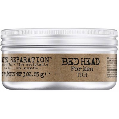 TIGI BED HEAD FOR MEN MATTE SEPARATION WORKABLE WAX 85 GR