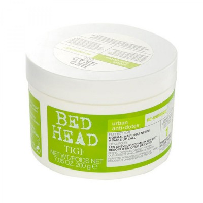 TIGI BED HEAD URBAN ANTIDOTES RE-ENERGIZE MASCHERA RISTRUTTURANTE 200 g