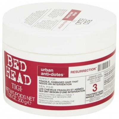 TIGI BED HEAD URBAN ANTIDOTES RESSURRECTION MASCHERA RISTRUTTURANTE 200 GR
