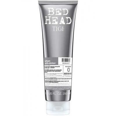 TIGI BED HEAD URBAN ANTIDOTES REBOOT SHAMPOO 250 ML