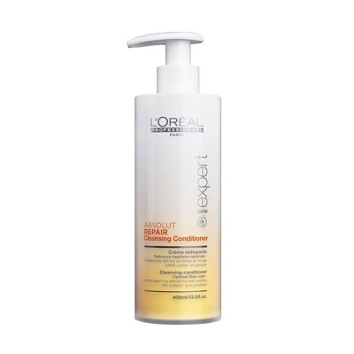 L'OREAL SERIE EXPERT ABSOLUT REPAIR CLEANSING CONDITIONER 400 ML
