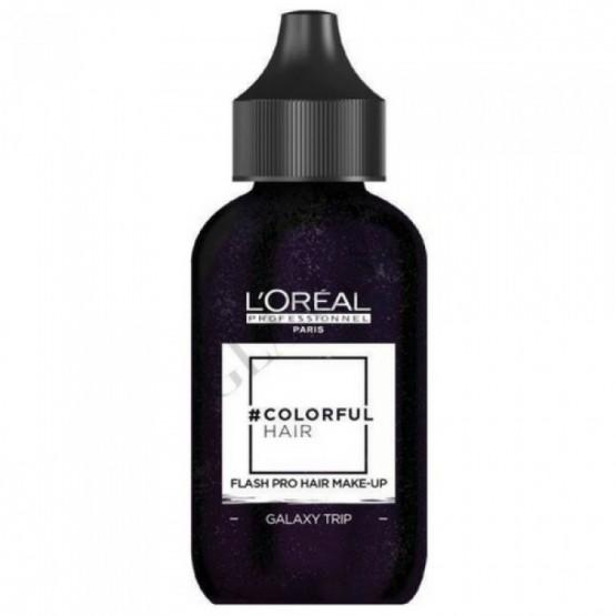 L'OREAL COLORFUL HAIR FLASH PRO HAIR MAKE-UP GALAXY TRIP 60 ML