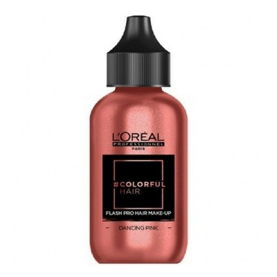 L'OREAL COLORFUL HAIR FLASH PRO HAIR MAKE-UP DANCING PINK 60 ML