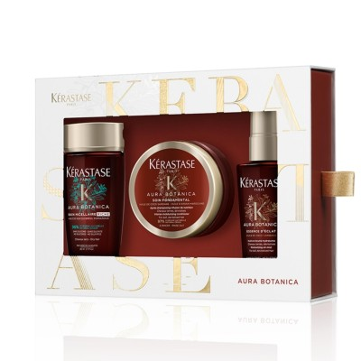 KERASTASE AURA BOTANICA TRAVEL SIZE KIT