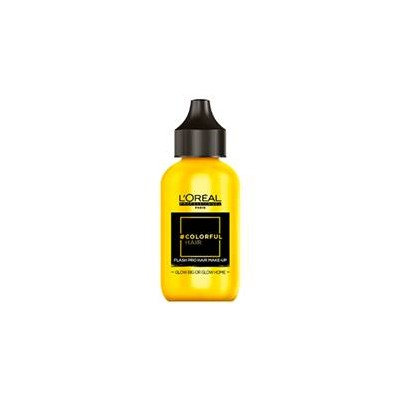 L'OREAL COLORFUL HAIR FLASH PRO HAIR MAKE-UP GLOW BIG OR GLOW HOME 60 ML