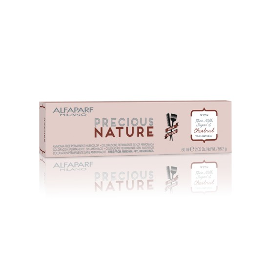 ALFAPARF PRECIOUS NATURE HAIR COLOR 1 NERO 60 ML