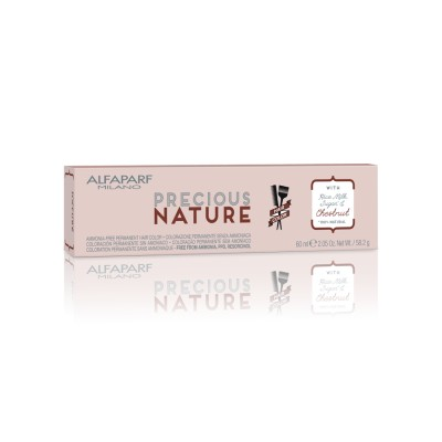 ALFAPARF PRECIOUS NATURE HAIR COLOR 8NI BIONDO CHIARO INTENSO 60 ML