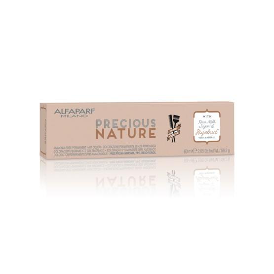 ALFAPARF PRECIOUS NATURE HAIR COLOR 7.01 BIONDO MEDIO NACRE 60 ML