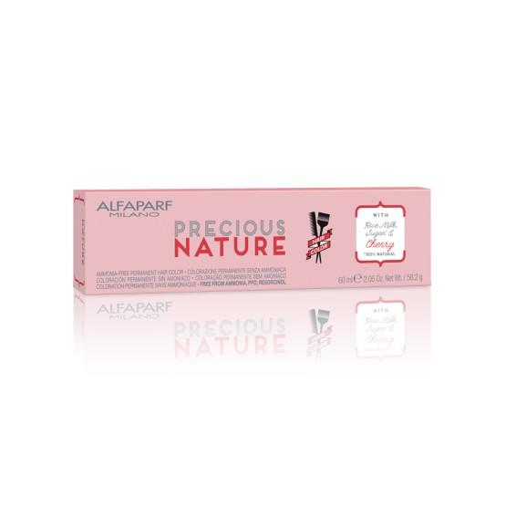 ALFAPARF PRECIOUS NATURE HAIR COLOR 4.66 CASTANO MEDIO ROSSO INTENSO 60 ML